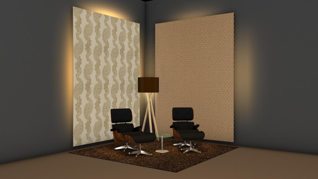 Eames chair V2